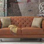 Sofa Single Minimalis Jati Klasik