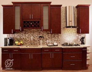 Kitchen Set Jati Eropa Minimalis Modern