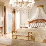 Kamar Set Klasik Jati Ukir Italia Fenice
