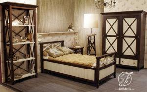 Set Tempat Tidur Anak Duco Minimalis Klasik