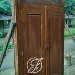 Pintu Rumah Jati Minimalis Ukir Gebyok Modern