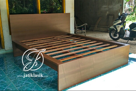 Jual Dipan Jati Minimalis Modern Model Sederhana Terbaru ...